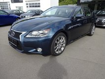 Lexus GS 450H, $14,377 below dealers invoice pricing!!!  Only at Pentagon Car Sales in Spangdahlem, Germany