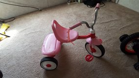 Radio Flyer Pink Tricycle in Cherry Point, North Carolina