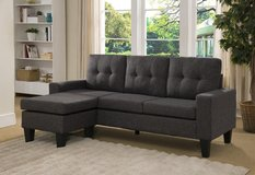 NEW!! URBAN STYLING FABRIC SOFA CHAISE SECTIONAL /NEW! in Vista, California