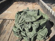 US Army Alice Field Pack, Combat, Nylon LC-1 Large With Frame & Straps in Hinesville, Georgia