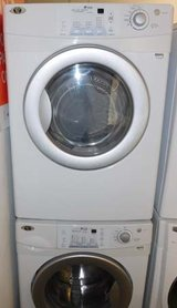 FRONT LOAD MAYTAG NEPTUNE WASHER AND GAS DRYER WITH WARRANTY in Oceanside, California