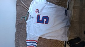 NFL Jersey Bills Edwards in Alamogordo, New Mexico