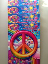 Lisa Frank Coloring & Activity Book in Yorkville, Illinois