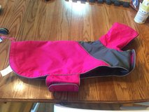 Hot Pink Winter Dog Coat in Chicago, Illinois