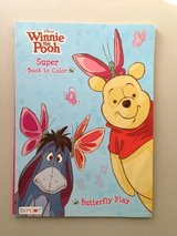 Winnie the Pooh Coloring Book in Batavia, Illinois