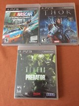 New PS3 games in Camp Lejeune, North Carolina