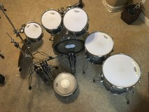 PDP X7 Drum Set with Hardware in Houston, Texas