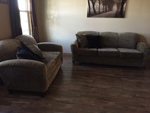 Living Couch & Love Seat in Joliet, Illinois
