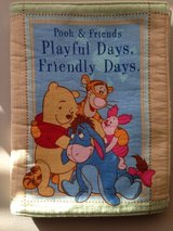 Pooh & Friends Playful Days, Friendly Days (Cloth Book) in Sugar Grove, Illinois