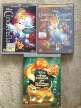 Brand New Special Edition Disney Movies in Oceanside, California