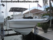 2003, 25' STAMAS 250 TARPON Center Console with Trailer in MacDill AFB, FL