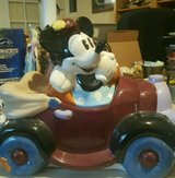 Treasure Craft Mickey & Minnie Cookie Jar in Fairfield, California