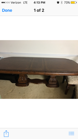 Dining Room suite MUST SALE NOW! in Camp Lejeune, North Carolina