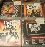 guitar hero games for play station 3 in Hinesville, Georgia