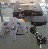 Nintendo 64 n64 and 33 games in Yucca Valley, California