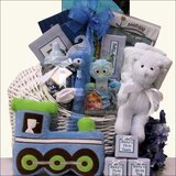 Welcoming your Prince Gift Basket in Jacksonville, Florida