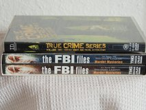 FBI Files and Cases DVDs in Ramstein, Germany