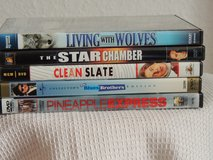 5 DVD movies in Ramstein, Germany
