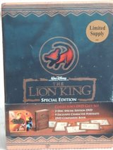 Brand New Lion King Collector Set in Ramstein, Germany