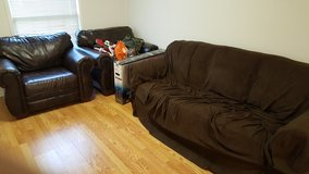 Couch, love seat, 2 chairs in Fort Rucker, Alabama