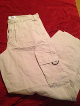 Men's khaki pants in Warner Robins, Georgia