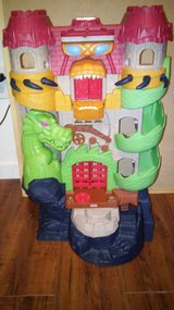 Imaginext Dragon Castle in Kingwood, Texas