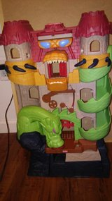 Imaginext Dragon Castle in The Woodlands, Texas