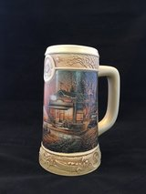 "1997 "" Welcome to Paradise "" Holiday stein in Beaufort, South Carolina"