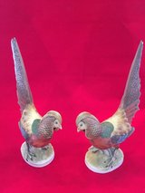Porcelain Golden Pheasant Figurines in Beaufort, South Carolina