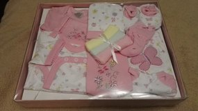 New ,baby girl set (10 pieces) in Ramstein, Germany