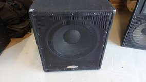 Harbinger HX118S 18-Inch Passive Sub-woofer in Camp Lejeune, North Carolina