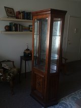 Lovely Wooden Display Case in Los Angeles, California