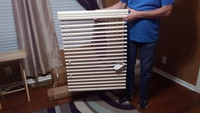 Plantation faux blinds in Camp Lejeune, North Carolina