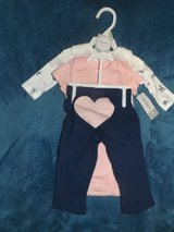 3 Month Layette Set NWT in Wilmington, North Carolina