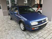 Golf 3 with low miles in Wiesbaden, GE