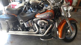 2015 Harley Davidson Heritage Softail Classic in Tyndall AFB, Florida
