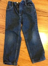 Baby/Toddler Boys faded smoke black jeans size 4T in Byron, Georgia
