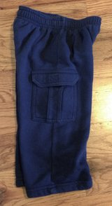 Baby/Toddler boys Gum balls light navy blue sweat pants size 2T in Macon, Georgia