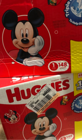 Huggies in Fort Eustis, Virginia