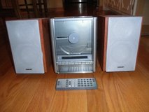 Sony Am/Fm Stereo Model RM-SCEX100 with remote in Bolingbrook, Illinois