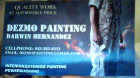 Need something painted?? in Beaufort, South Carolina