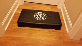 Golds gym exercise step box in Cherry Point, North Carolina
