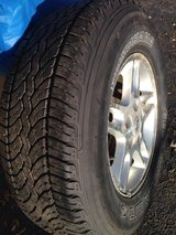 Must Sell !!!!!        ALMOST NEW TIRES P245/70/16 in Tinley Park, Illinois