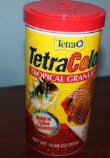 Fish Food, Tetra color, and Top Fin, new in Fort Campbell, Kentucky