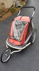 Bike Trailer & Stroller  Double in Bartlett, Illinois