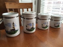 Lighthouse Canisters in Stuttgart, GE