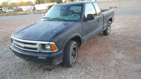 1995 Chevy S 10 extended cab in Alamogordo, New Mexico