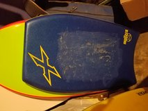 Boogie board in Camp Pendleton, California