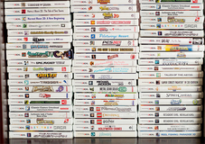 Quickbuying 3DS Games in Okinawa, Japan