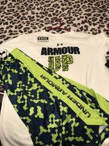 XL youth boys brand new w tags UA set in Belleville, Illinois